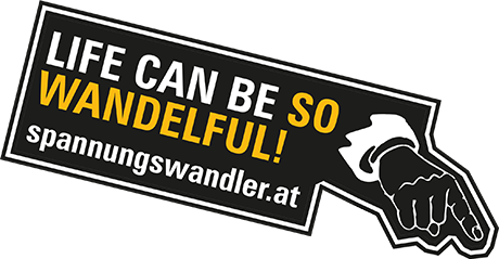 Spannungswandler.at – LIFE CAN BE SO WANDELFUL!